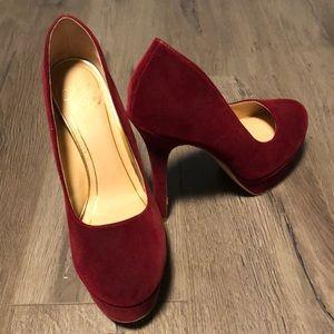 Colin Stuart platform heels